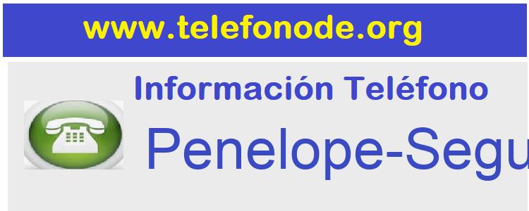 Telefono  Penelope-Seguros