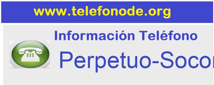 Telefono  Perpetuo-Socorro-Albacete