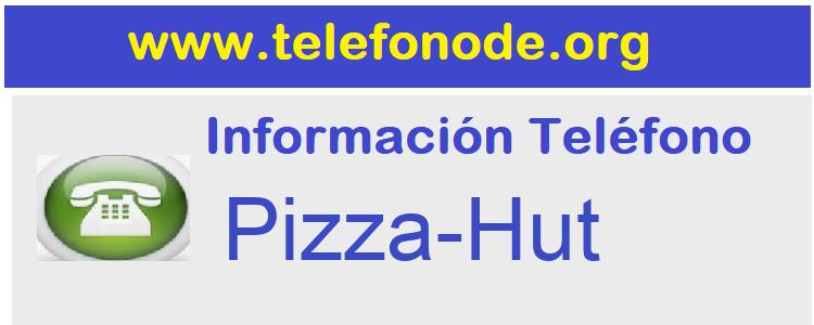 Telefono  Pizza-Hut