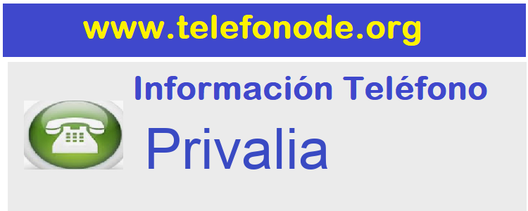 Telefono  Privalia