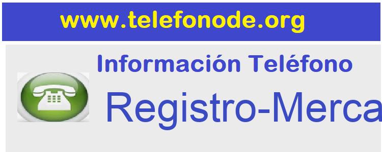 Telefono  Registro-Mercantil-Madrid