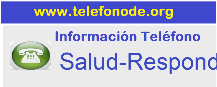 Telefono  Salud-Responde