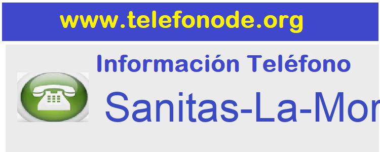 Telefono  Sanitas-La-Moraleja