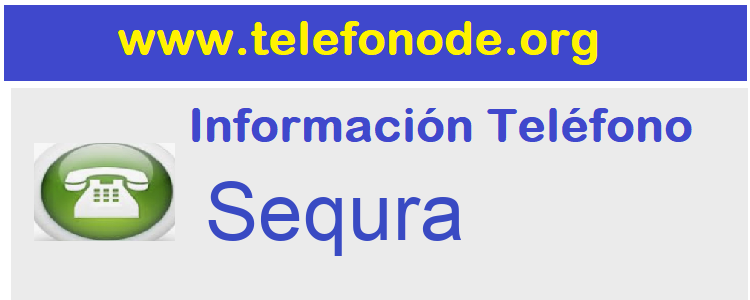 Telefono  Sequra