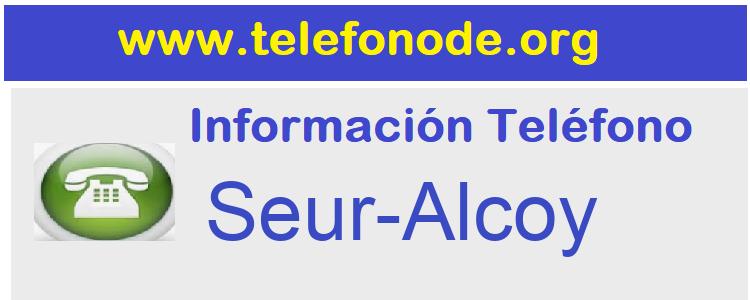 Telefono  Seur-Alcoy