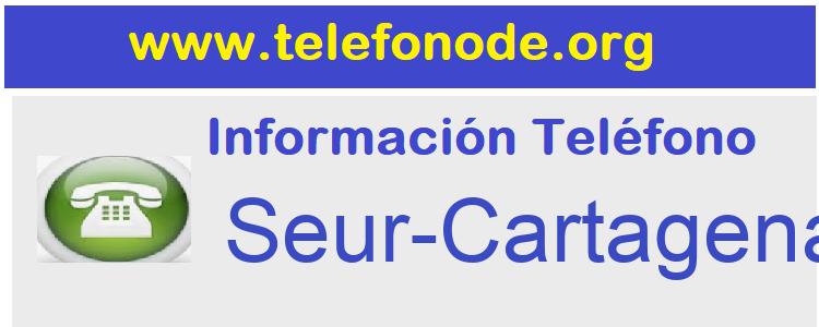 Telefono  Seur-Cartagena