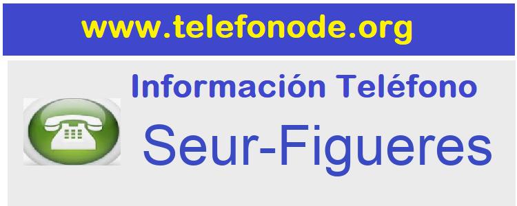 Telefono  Seur-Figueres