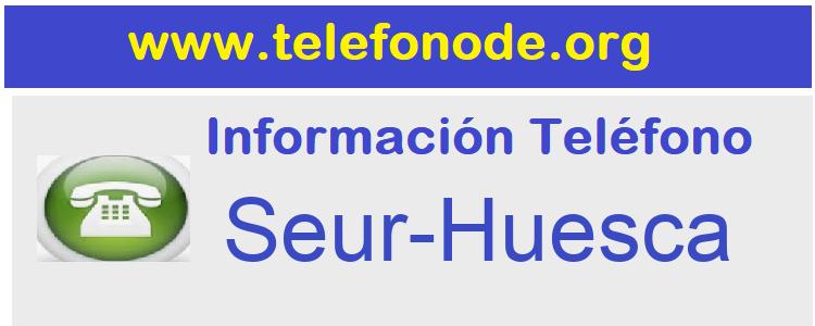 Telefono  Seur-Huesca