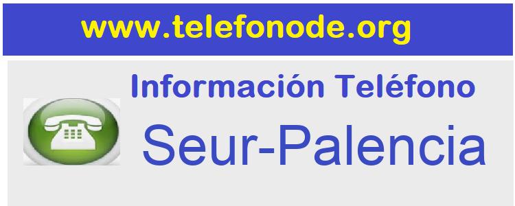 Telefono  Seur-Palencia
