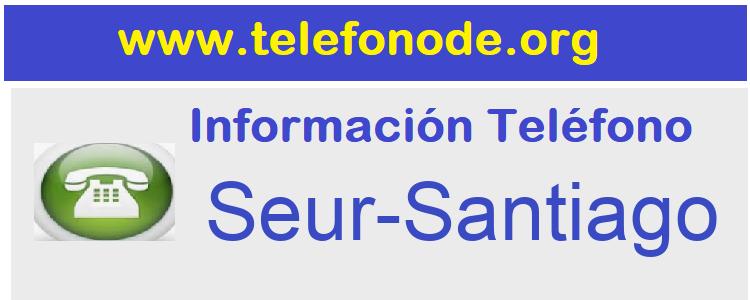 Telefono  Seur-Santiago