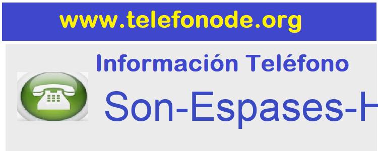 Telefono  Son-Espases-Hospital