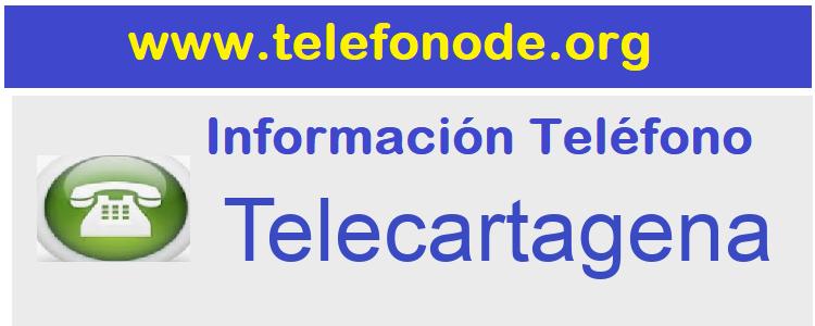 Telefono  Telecartagena