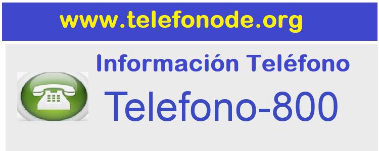 Telefono  Telefono-800