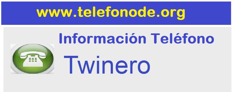 Telefono  Twinero