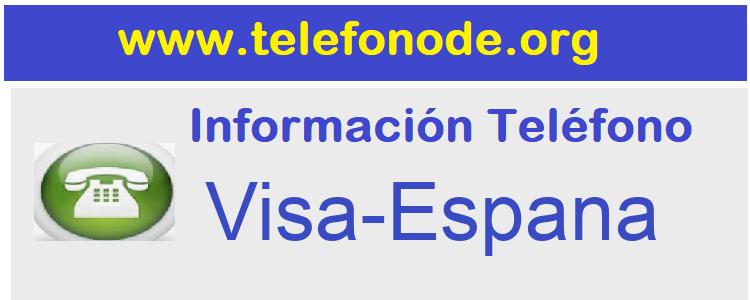 Telefono  Visa-Espana