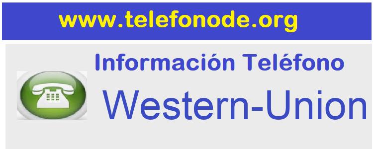 Telefono  Western-Union