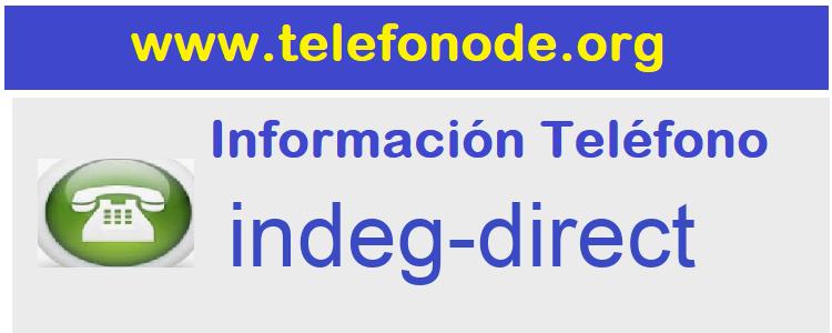Telefono  indeg-direct