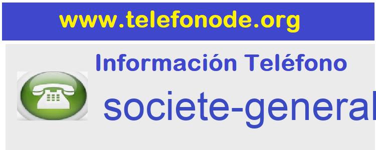 Telefono  societe-generale